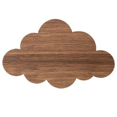 "Ferm Living Wandlampe ""Cloud"" Smoked Oak"