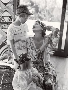 Bruce Weber for Vogue US