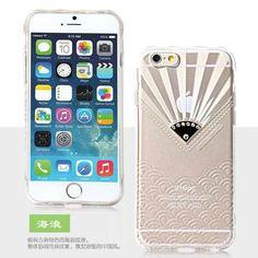 iPhone 6 new design waterwave case