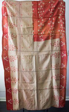kantha quilts kantha quilt queen kantha quilt twin by TheModBoho