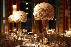 A Cinderella-Inspired, Black-Tie Wedding at Chicago's Peninsula Hotel