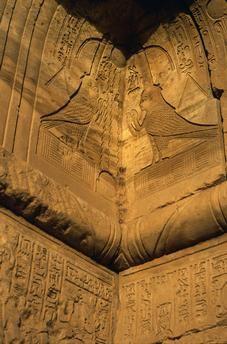 Dendera, Hathor-Temple  Egypt