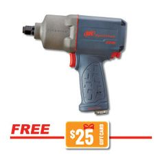 "1/2"" Quiet Impactool™ Wrench w/FREE $25 Gift Card IRC-2235QTIMAXC http://www.nationaltoolwarehouse.com/"