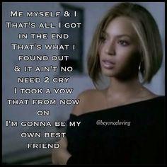 Beyonce song lyrics