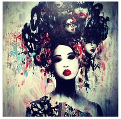 awesome-- I want lots of art in my house.. stuff like this will definitely be included