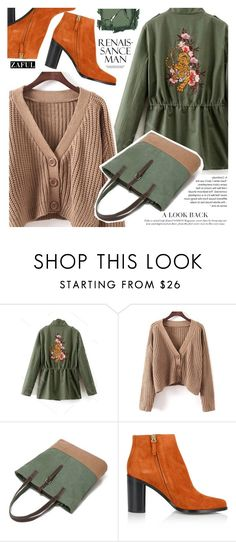 """""""Three colors"""" by vanjazivadinovic ❤ liked on Polyvore featuring Chloé, Surratt, polyvoreeditorial and zaful"""
