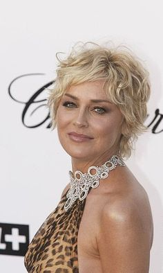 short hairstyles for women over 50 | ... ve got a ton of sexy and glamorous hairstyles for women 40 and older