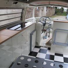 Camper Interior Gallery - VW Camper Interiors - Camper Conversions - Kustom Interiors Cornwall