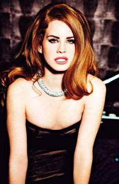 Lana Del Rey by Ellen von Unwerth for Vogue Italia August 2012