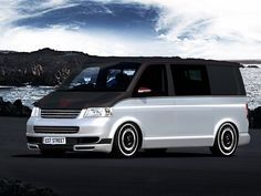 Two Tone Paintwork - Page 4 - VW T4 Forum - VW T5 Forum