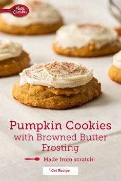 Fall Dessert Recipes, Thanksgiving Desserts, Holiday Desserts, Holiday Baking, Christmas Baking, Just Desserts, Delicious Desserts, Yummy Food, Christmas Cookies