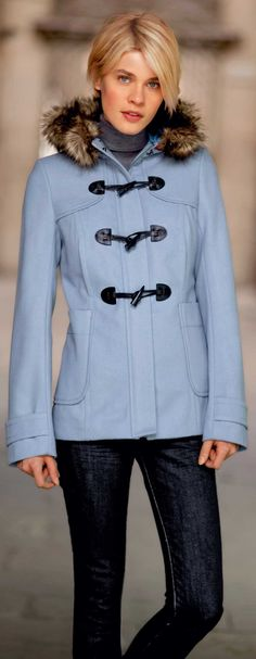 Power pastel coat trend for fall - http://boomerinas.com/2013/08/pastel-candy-colored-coats-for-fall/