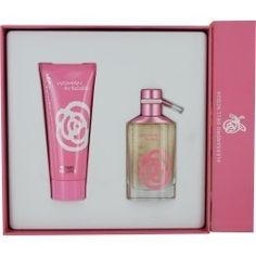 WOMAN IN ROSE by Alessandro Dell Acqua SET-EDT SPRAY 1.7 OZ & BODY LOTION 3.4 OZ for WOMEN by Alessandro Dell'Acqua. $34.26. 100% Original Name Brands.. bergamot, sandalwood, Caipirinha accord, freesia, pink pepper, cedar, musk, sambac jasmine, mint Year Introduced 2005 Recommended Use