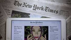 New York Times Experiments With Ways to Fight Ad Blocking #onlinepublishing