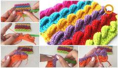 Tığ İle 3 Boyutlu Kurtçuk Modeli Yapımı - Tığ İşi 3D Örgü Modeli Yapımı - Hobi İşleri Friendship Bracelets, 3 D, Facebook, Dots, Amigurumi, Friend Bracelets