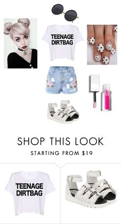 """""""almost white contest entry"""" by odscene ❤ liked on Polyvore featuring white, contestentry and almostwhite"""