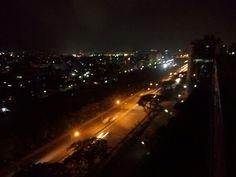 #late night roads of dhaka