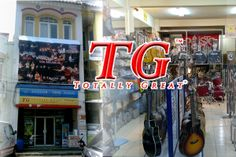 Many good stuff.., guitar & violin strings, accessories, drums and others