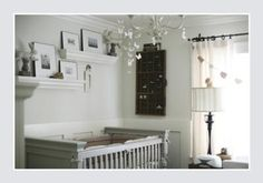 Idées étagère et rideaux