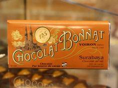 Chocolat Bonnat Surabaya Dark Milk Chocolate Bar