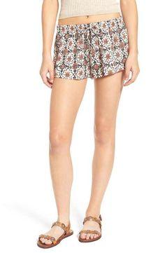 Amuse Society 'Axton' Woven Shorts