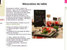 e-options.net sur internet, Cuisine et Vins de France