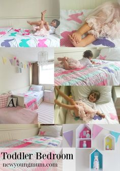 Toddler Bedroom. Per