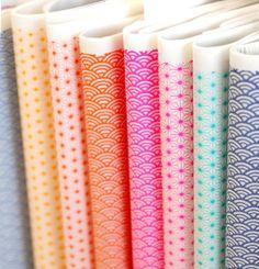 Jolis papiers japonais graphiques Adeline Klam