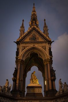 London Travel Photos - Albert Memorial