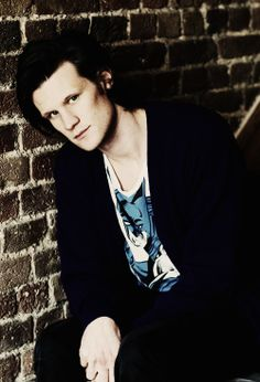 First off, lets be perfectly clear: I'm madly in love with Matt Smith and I'm perfectly happy with my relationship with him in my mind. Love u Matt❤