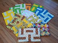 Sandy F. made Kennel Quilts.