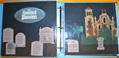 Disney's Haunted Mansion - Scrapbook.com