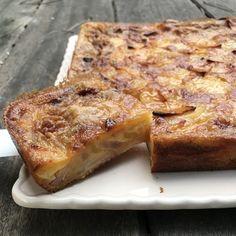Gâteau fondant pommes poires – Torchons & Serviettes
