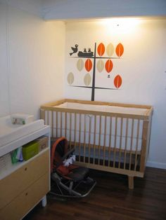 Baby Nursery Decorating