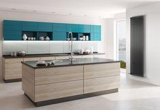 Kids room decorating ideas boys: dark kitchen shelves with mild floors Luxury Kitchen Design, Contemporary Kitchen Design, Modern Design, Elegant Kitchens, Grey Kitchens, Contempory Kitchen, Küchen Design, Interior Design, Modern Kitchen Design
