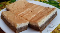Walnut - Cheese Cake of Our Grandmothers NejRecept. Czech Recipes, Banana Split, Sweet Cakes, Cakes And More, No Bake Cake, Nutella, Sweet Recipes, Cookie Recipes, Food And Drink
