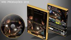 O Tesouro - DVD 1 - ➨ Vitrine - Galeria De Capas - MundoNet | Capas & Labels Customizados