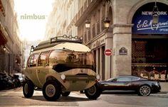 Nimbus Concept Van