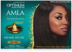 Softsheen Carson Optimum Amla Legend Relaxer Kit ** This is an Amazon Affiliate link. See this great product.