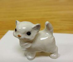 ➸ HAGEN RENAKER Cat Miniature Figurine Persian Cat Kitten | eBay