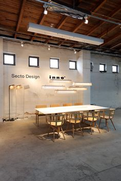 Inno at L3 Design Dock 9th – 13th September 2015. #helsinkidesignweek #HDW2015