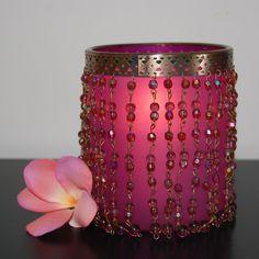Bollywood candle holder