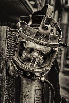 Firefighter by Kent Mathiesen.