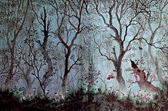 Garth Williams.  Elves and Fairies.
