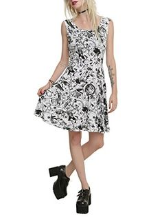 The Nightmare Before Christmas Character Collage Dress Size : Small Disney http://www.amazon.com/dp/B00O2V7HBS/ref=cm_sw_r_pi_dp_MQduub0574GCQ