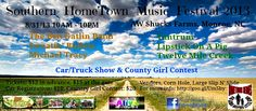 SOUTHERN HOMETOWN MUSIC FESTIVAL & CAR/TRUCK SHOW