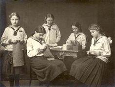 Samen breien | Berthi's Weblog
