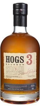 $33 - This exceptionally rich and mellow Dark Bourbon takes its unusually distinctive complexity from the finest Rye that is used together with a final maturation in charred oak barrels.