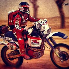 Cyril Neveu Honda HRC
