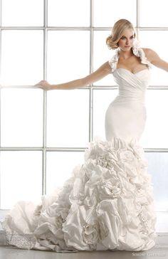 Simone Carvalli Fall 2012 bridal collection #bridal